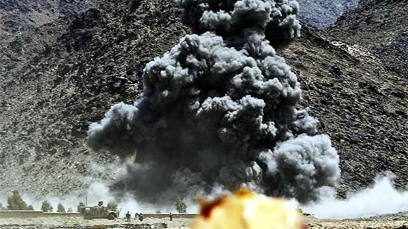 Kriegsschauplatz Afghanistan