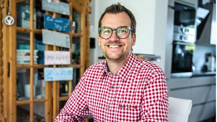 Florian Mayr Im Interview Mit Der Allgäuer Zeitung