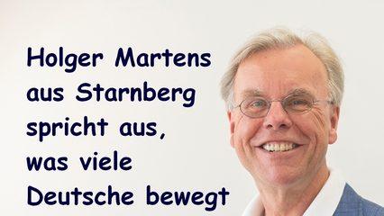 Holger Martens, KV Starnberg