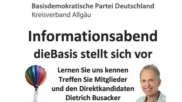 Infoabend In Lindau