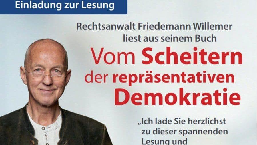 Lesung Und Diskussion Mit Dr.med. Eckhard Reineke