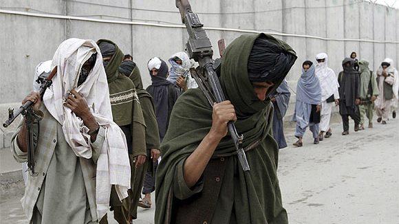 Taliban übernehmen wieder die Macht in Afghanistan.