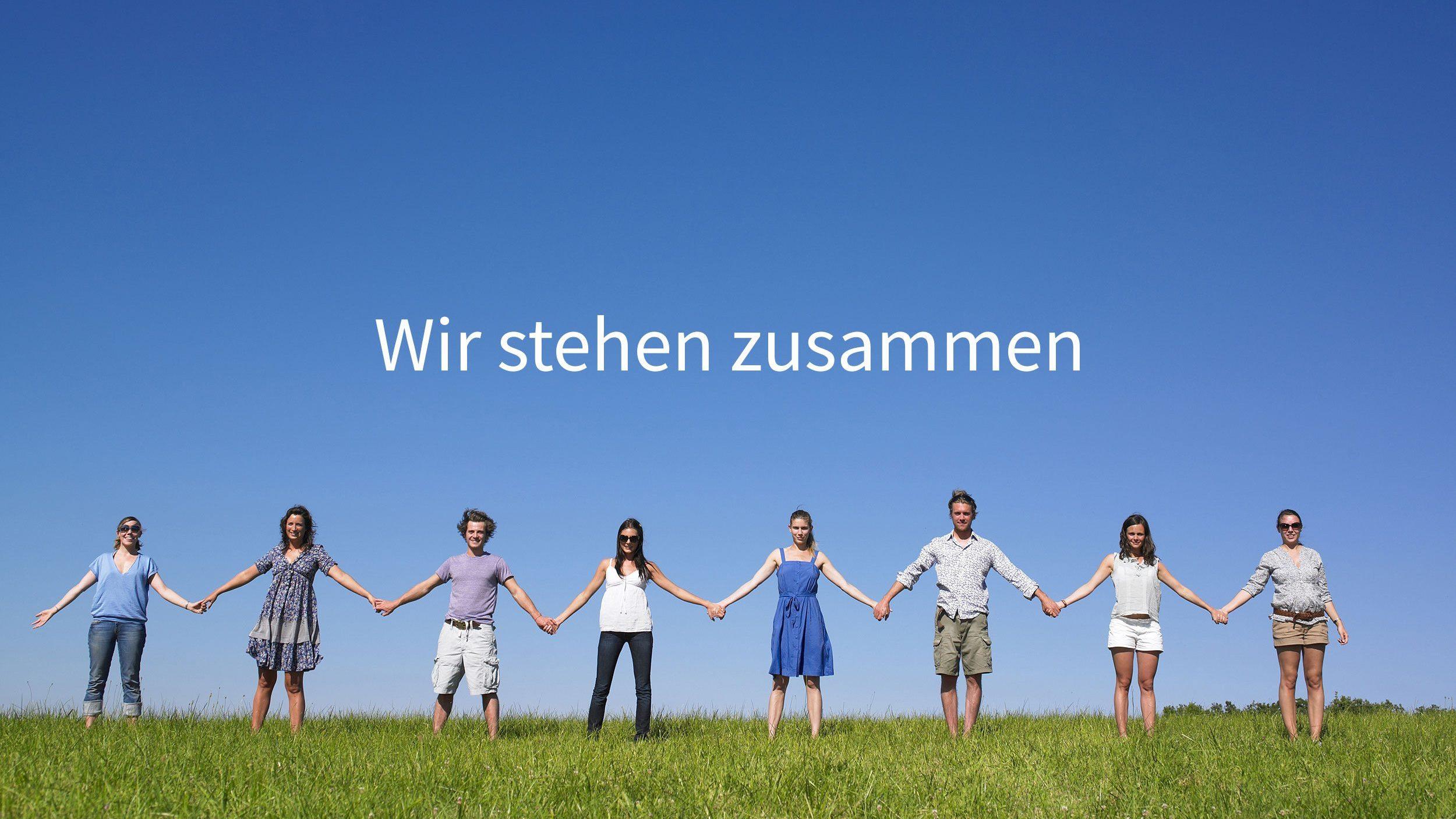 Wir Stehen Zusammen, Podiumsdiskussion Wahlkreis Rosenheim
