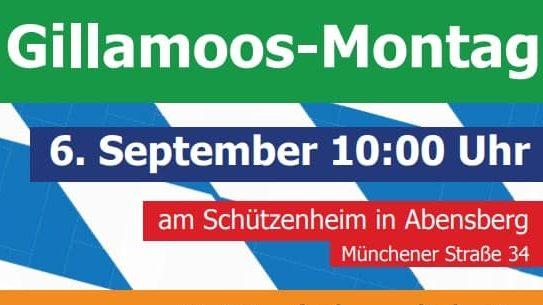Gillamoos-Montag In Abensberg